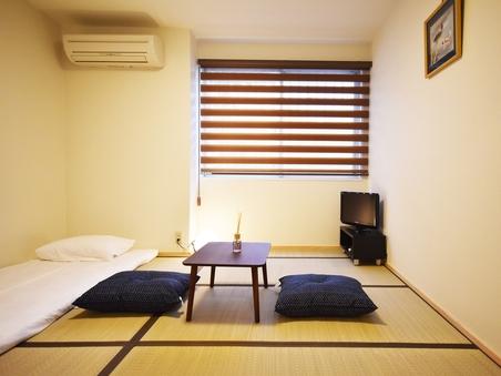 【素泊まり】和室 小 畳の部屋でゆっくりと