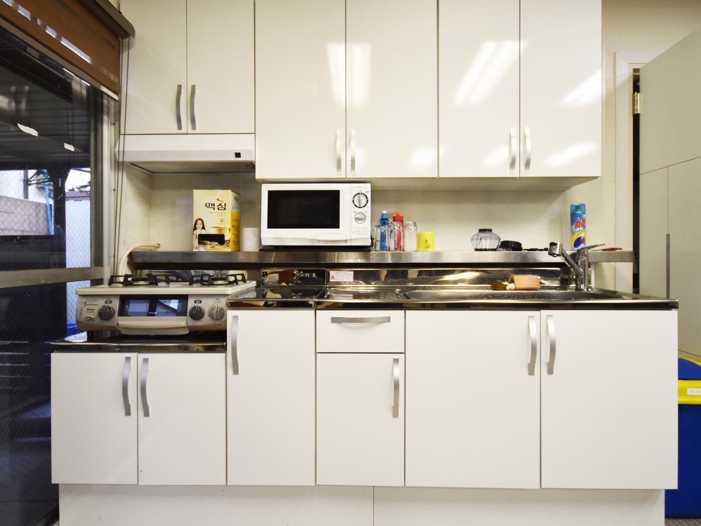 ゲスト用 キッチン