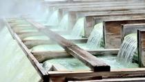 【草津温泉湯畑】標高1200mに広がる豊富な湯量と泉質のよさを誇る温泉地。