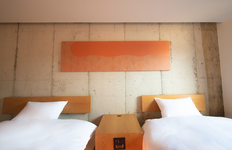 スーペリアルーム ベッドスペース