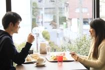 朝食(カップルイメージ)