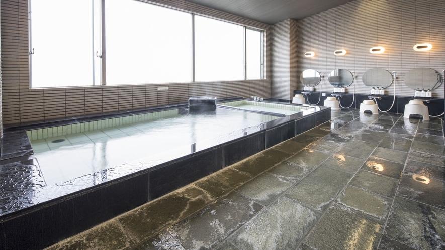 サウナ付の浴場※現在営業中止
