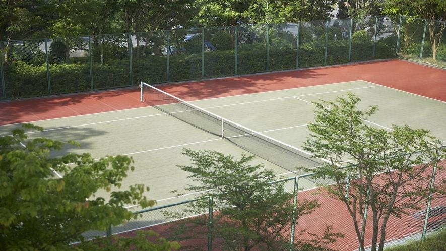テニスコート※現在営業中止