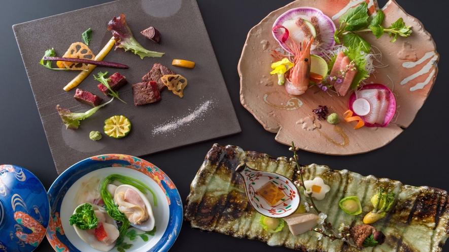日本料理「あづま」
