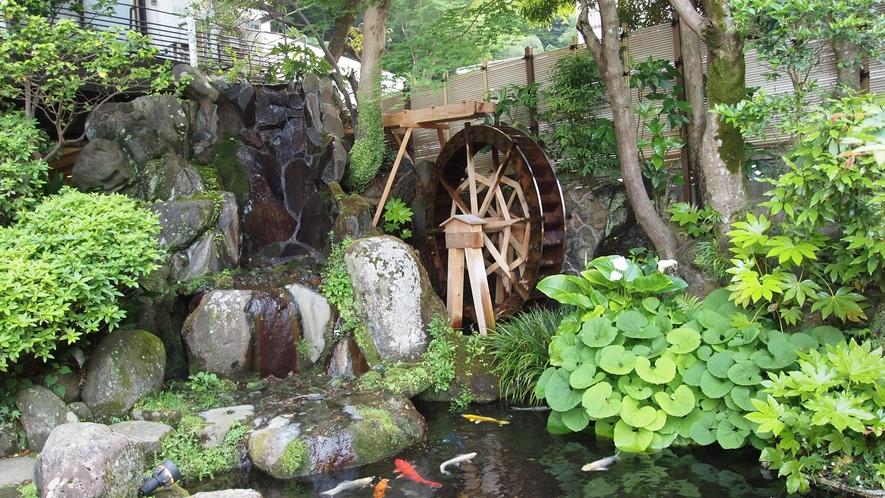 駐車場は仙景へ。水車を目印にいらしてください
