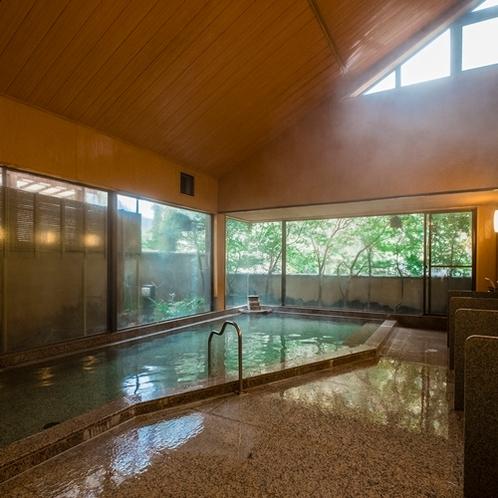 山家荘大浴場2