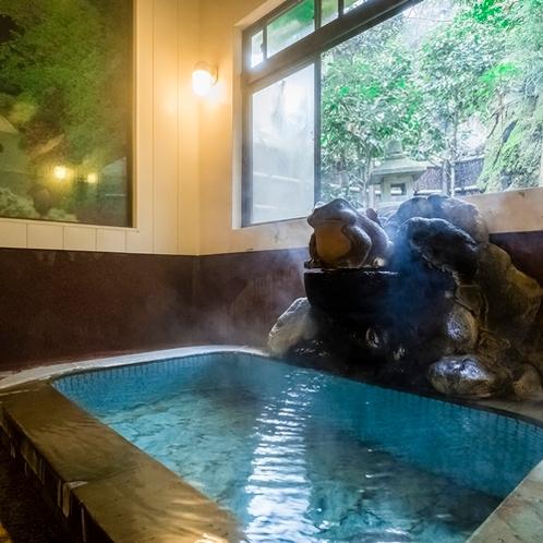 山家荘家族風呂