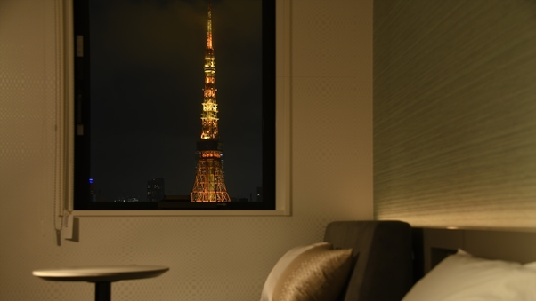 【タワービュー】【LGスタイラールーム】シングル(高層階)