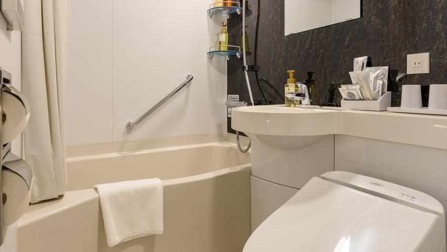 LGスタイラールーム・ツイン:バスルーム