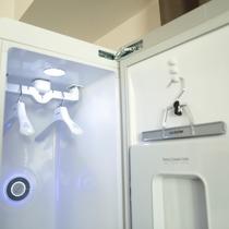 話題のクリーニング機「LG Styler」を一部客室に設置!