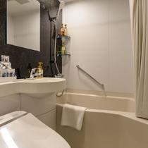LGスタイラールーム・セミダブル:バスルーム