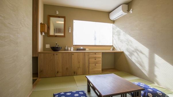 【禁煙】和室6畳■Wi-Fi無料