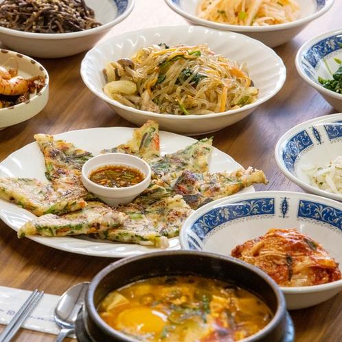 韓国家庭料理