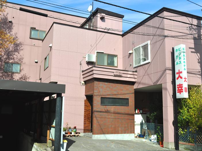 【外観】小樽駅から徒歩約8分です
