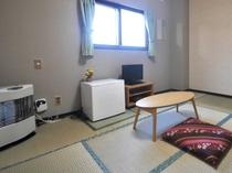 【和室6畳】(バス無・トイレ無・冷房無)