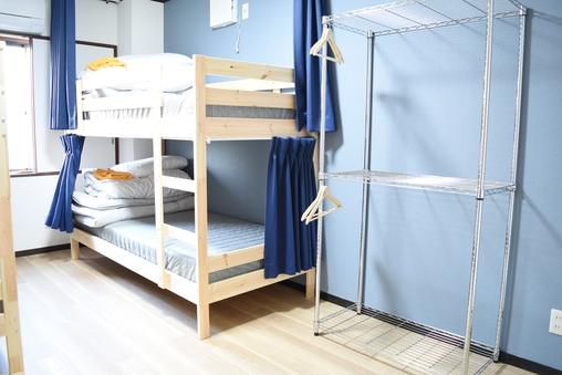 4ベッドルーム【個室・禁煙】