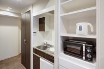 ツインルーム 簡易キッチン・設備