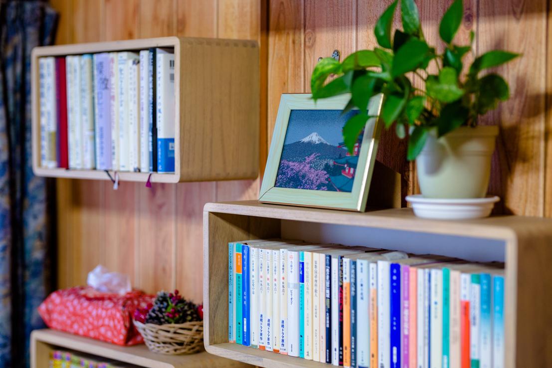 部屋の装飾品/Room decorations