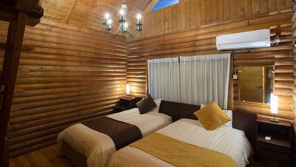 一棟コテージスタイル<フォースベッドルーム>