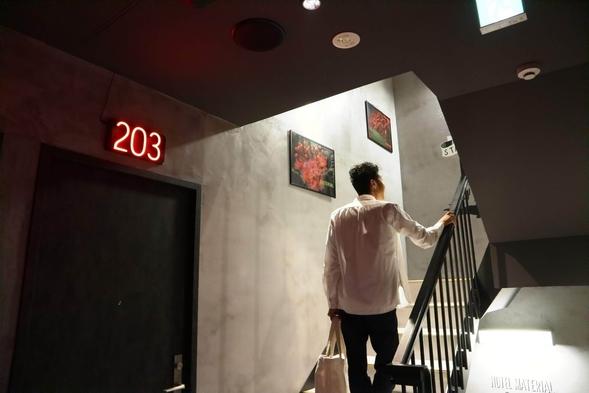 【当日予約限定ポイント4%!】お洒落なデザイナーズホテルでお得なご滞在を☆当日予約限定プラン