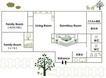 宿泊棟マップ
