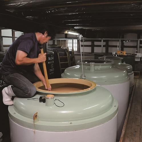 """目指すものは、淡麗に流されず辛口過ぎない日本酒本来の旨味です。良質の酒米を高精白し、南部流の""""軽ろ味"""
