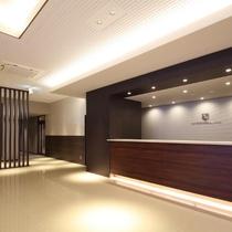 ●ホテルフロント