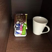 ●お茶、コーヒーセット