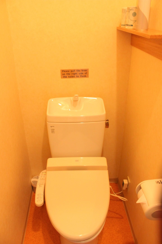 ドミトリー トイレ
