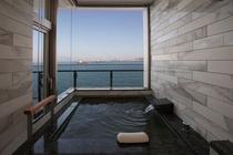 温泉展望風呂