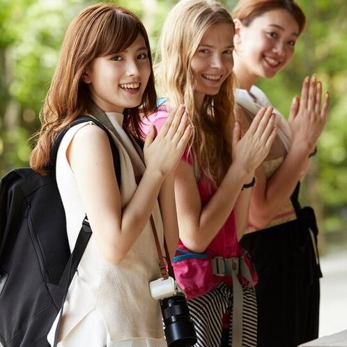 【大阪・観光】寺社仏閣巡り、女子旅で大阪満喫ステイをお楽しみください