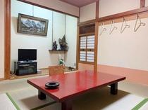 客室◇和室8畳