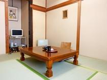 客室◇和室6畳