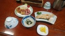 食事◆朝食一例