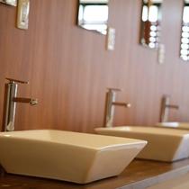 ◆大浴場~洗面台~