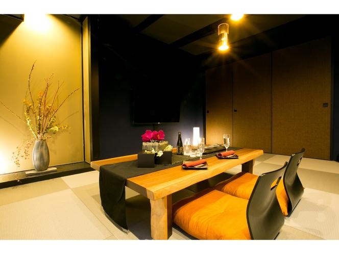 和室_リビングルーム(1階)