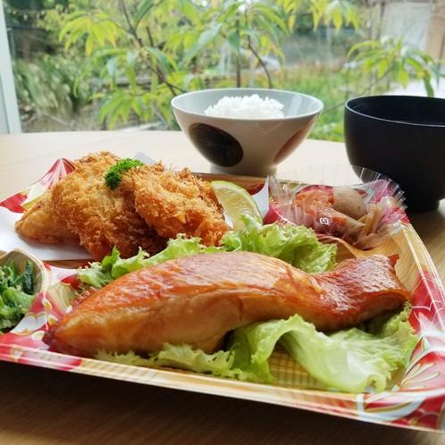 <無料>夕食弁当■金目鯛の燻製をメインにしたお弁当!ご自由にお好きなタイミングでお召し上がり頂けます