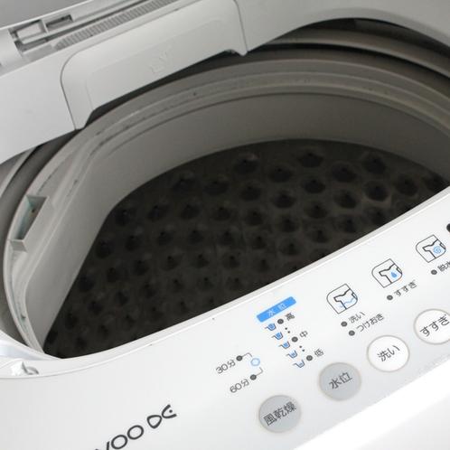 *洗濯機/連泊の方にも人気!無料でご利用頂けます