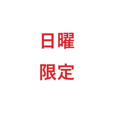 【日曜限定】□■事前決済でスムーズチェックイン♪■□バーゲン素泊りプラン