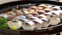 京名物 鯖寿司
