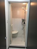 カプセルルーム シャワー室