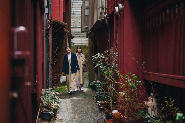 【連泊】 ゆっくりと金沢を楽しむ♪3連泊プラン