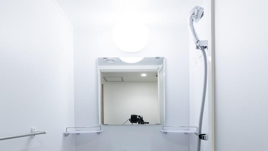 【客室】全客室シャワーブース完備