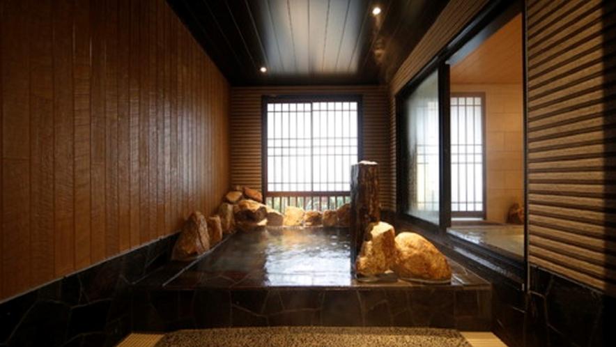 ◇女性大浴場外湯 水温:41度~43度