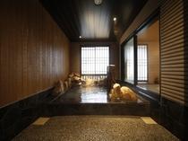 ◇女性大浴場外湯