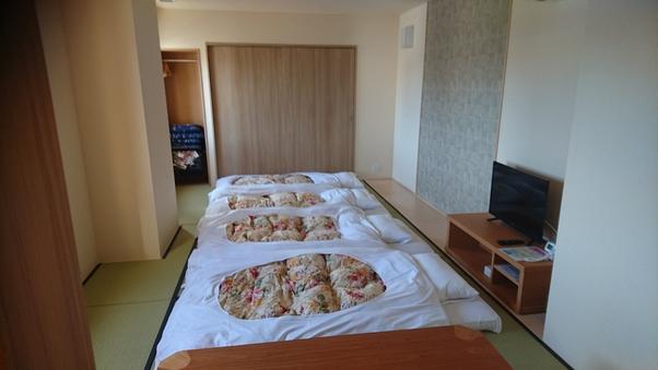 ■禁煙■和室♪畳のお部屋で広々ゆったり♪WIFI完備♪