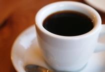 ウェルカムドリンクとして無料コーヒーサービス♪