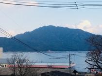 和室(海側)からの景色2