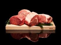 ステーキハウス tino お肉のイメージ画像
