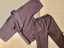 館内パジャマ フリーサイズ(1着100円)